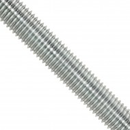1 Gewindestange M5 x 1000 mm - Edelstahl A4 - DIN 976