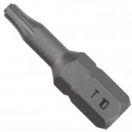 1 T-STAR® Torx Bit mit Zapfen für SPAX® Schrauben T10 Länge 25 mm