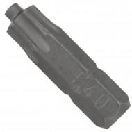 1 T-STAR® Torx Bit mit Zapfen für SPAX® Schrauben T40 Länge 25 mm