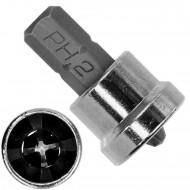10 Trockenbau-Bits - PH2 - 25mm lang - ideal um bündig zu verschrauben