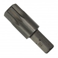 1 XZN/ Innenvielzahn Bit Gr. 10 -Industrie Bit- 25mm High Quality