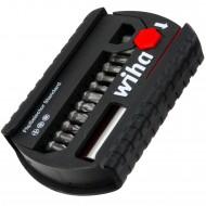 Wiha Gürtelclip für BitBuddy® und FlipSelector aus Schlagfestem Kunststoff