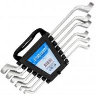 6 tlg Ringschlüsselsatz DIN 838 tief gekröpft  6-17mm