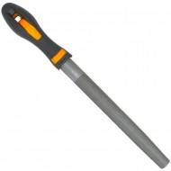 1 Halbrundfeile Form E/ISO R 234 DIN 7261, Hieb 2 200mm