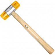 1 Kunststoffhammer DIN 53505, 35mm Kopfdurchmesser