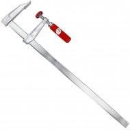 1 Schraubzwinge für Heimwerker leichte Ausführung Zinkdruckguß  500x80 mm