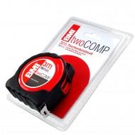 1 Taschenbandmaß - 3m - BMI twoCOMP