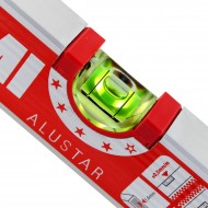 Alu-Wasserwaage 100 cm - BMI ALUSTAR