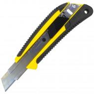 1 Original Tajima Premium Cuttermesser GRI aus Japan mit Elastomer Griff 25mm