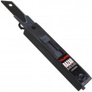 10 Abbrechklingen 18mm, schwarz, TAJIMA RAZAR Black