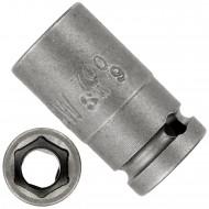 """1 ASW Steckschlüssel, Antrieb 1/4""""G 6,3 - Innensechskant,Länge 23 mm, SW 9"""