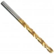 10 Spiralbohrer HSS-G TiN, DIN 338, 7,0 mm