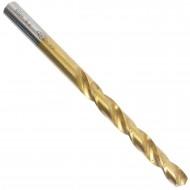 10 Spiralbohrer HSS-G TiN, DIN 338, 7,5 mm