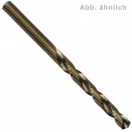 10 KEIL Edelstahlbohrer DIN 338 - Ø: 4mm, Länge: 75mm, HSS-Cobalt, geschliffen