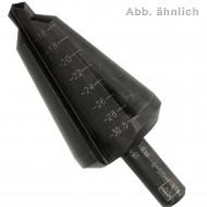 1 Exact Blechschälbohrer 3-Flächen Schaft HSS Tenifer 40-61mm