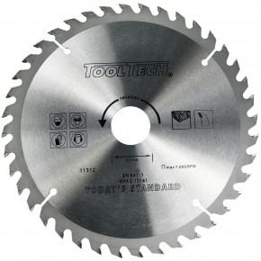 1 Hartmetall Kreissägeblatt, Wechselzahn,40 Zähne, 250x2,8x30mm mit Reduzierring