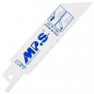 5 MPS Säbelsägeblätter für Metall S522AF für dünnes Metall 1,0/100mm