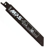 2 MPS Säbelsägeblätter für abrasive Materialien harte Gussrohre, 5,0/150mm