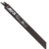2 MPS Säbelsägeblätter für abrasive Materialien harte Gussrohre, 5,0/230mm