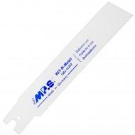 5 MPS Säbelsägeblätter mit Rems- Aufnahme, gerader Schnitt in Stahl 1,8/150 mm