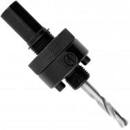 1 MPS Lochsägen- Aufnahme,16mm Schaft für Lochsägen von 32-210mm