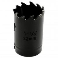 1 MPS Lochsäge - 32 mm Ø - Hartmetall - für Gipskarton & Holz geeignet