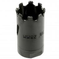 1 MPS Hartmetall- berieselte Lochsäge, für abrasive Materialien, 29 mm