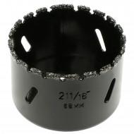 1 MPS Hartmetall- berieselte Lochsäge, für abrasive Materialien, 68 mm