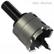 1 MPS Hartmetall- Multi Lochsäge -Basic- für Metall 75 mm
