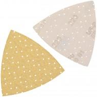 1 Dreieckschleifpapier Superpad P 93x93x93 mm P 220