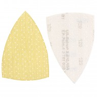 25 Dreieckschleifpapier Superpads P 100x147 mm P 120