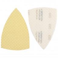 1 Dreieckschleifpapier Superpad P 100x147 mm P 320