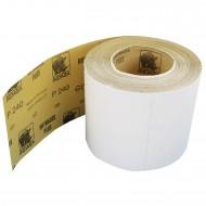 1 Rolle Schleifpapier Industrieware-weiß P240, 115mm, 3m