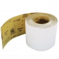 1 Rolle Schleifpapier Industrieware-weiß P320, 115mm, 16,6m