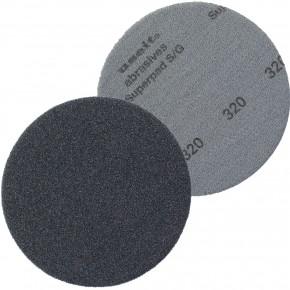 25 Schleifscheiben Superpad SG 128mm Durchmesser K 320
