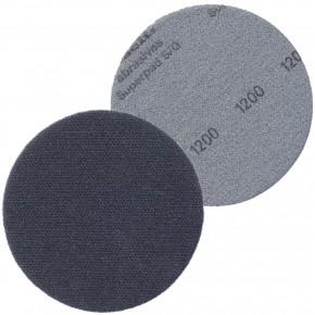 25 Schleifscheiben Superpad SG 128mm Durchmesser K 1200
