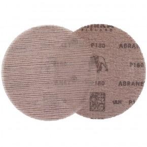 1 Abranet® Schleifgitter, 125 mm Ø, P180