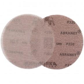 1 Abranet® Schleifgitter, 125 mm Ø, P320