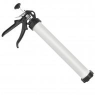 1 Schlauchbeutelpistole / Kartuschenpistole - 600 ml - Aluminium