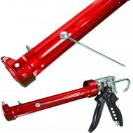 1 Tajima Kartuschenpistole, 455 kg Auspressdruck, Griff 360° drehbar für 310 ml