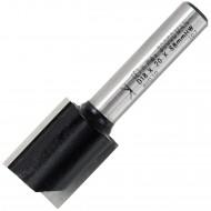 1 Edessö Nutfräser HW Z2, Grund- und Flankenschneidend, 8 mm Schaft, 18x52 mm