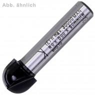 1 Edessö Hohlkehlfräser HW umfangschneidend, 12mm Schaft, 19,05mm Radius, 38,1mm