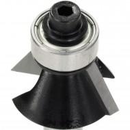 1 EDESSÖ Fasefräser 15° Winkel - Kugellager - 8mm Schaft,  17,2mm Ø - HW