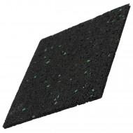 36 Unterleger 90 x 90 x 3 - schwarz - Reisser