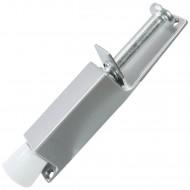 1 HSI Türfeststeller - Aluminium - silber - 180mm