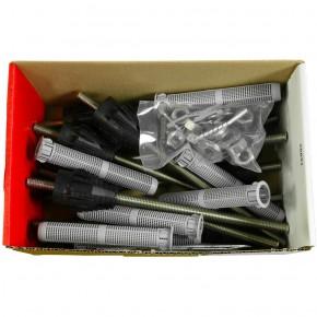 10 FISCHER Thermax Dübel für Wärmeverbundsysteme - Edelstahl A4 - 16 x 370 mm für M12
