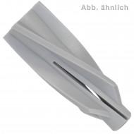 20 FISCHER Gasbetondübel GB - 10x55mm - Nylon - für 7mm Sicherheitsschrauben