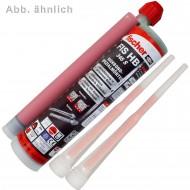 1 FISCHER Injektionsmörtel FIS HB 345 S - inkl. 2 Statikmischer-Kartusche - ETA