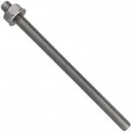 10 Gewindestücke für ungerissenen Beton Edelstahl A4 10x150mm