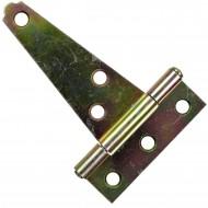 1 GAH Kistenband 75x49 mm - gerollte Ausführung - gelb verzinkt